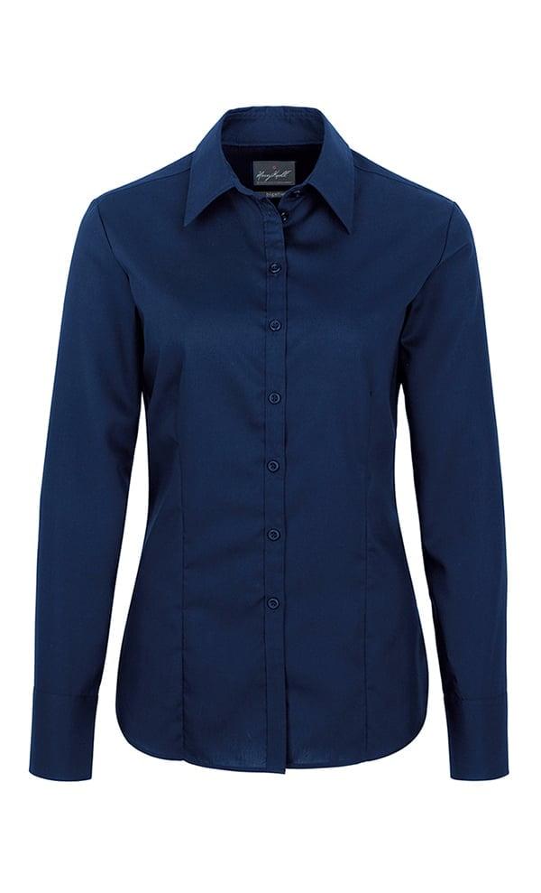 Koszula biznesowa z długim rękawem
