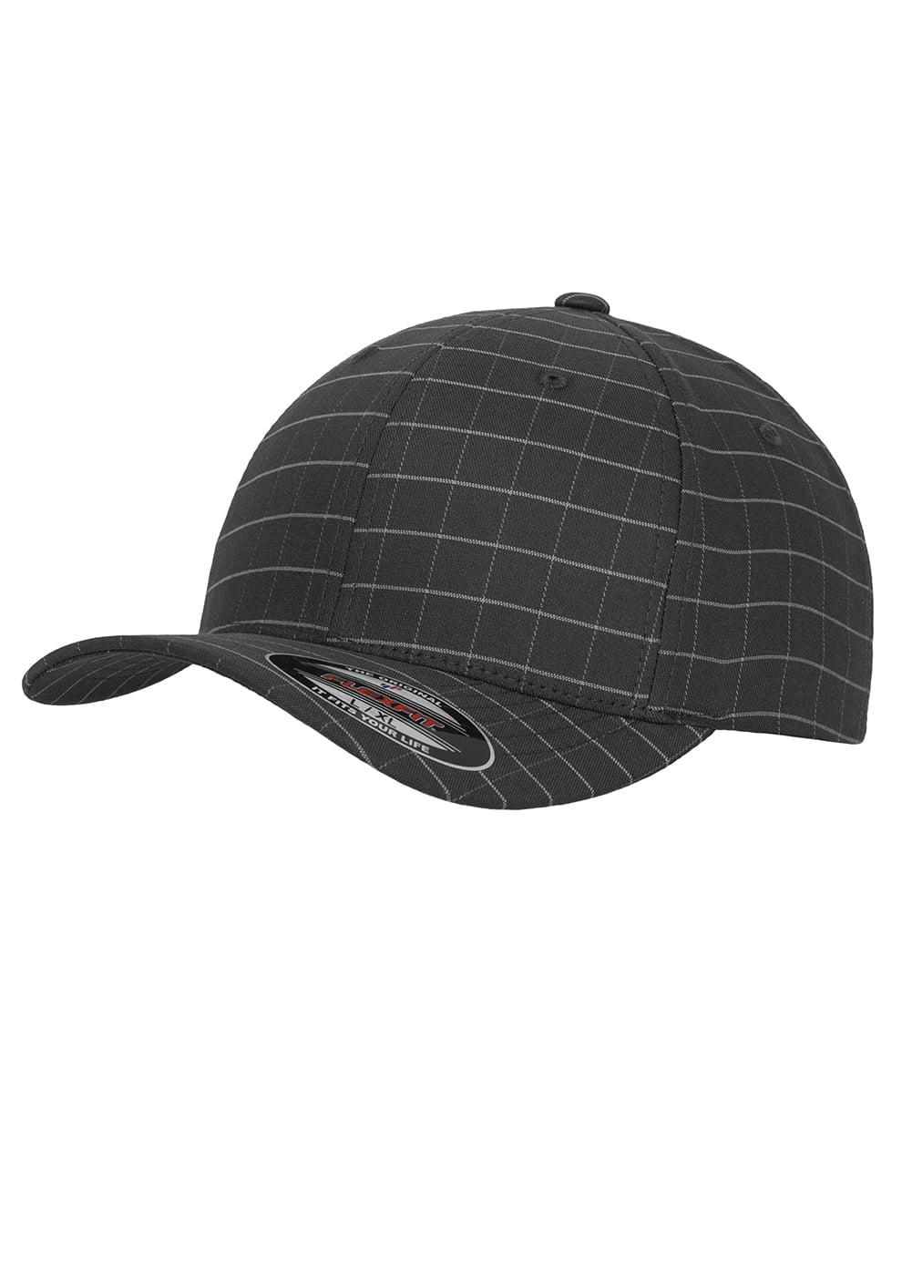Square Check Cap