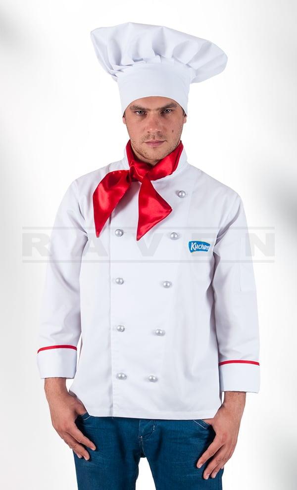 F 030 Bluza kucharska