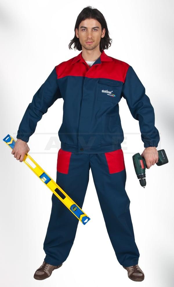 MX 022 Ubranie robocze