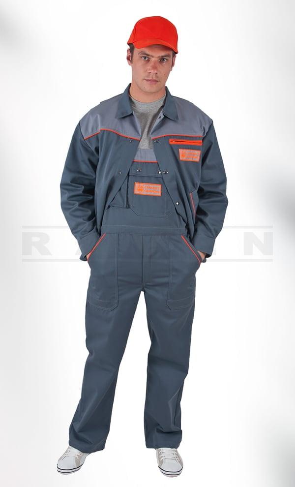 MX 024 Ubranie robocze