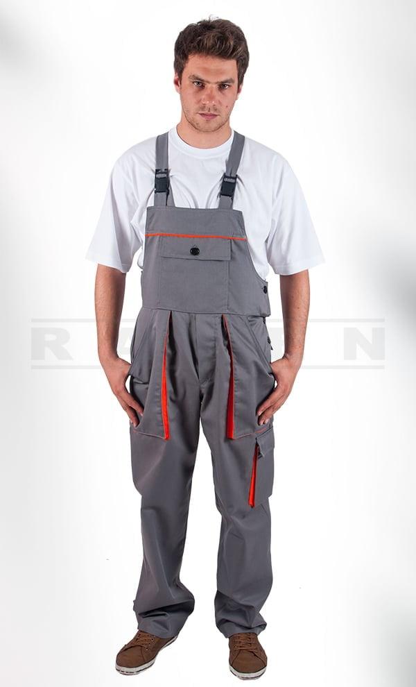 MX 051B Spodnie ogrodniczki