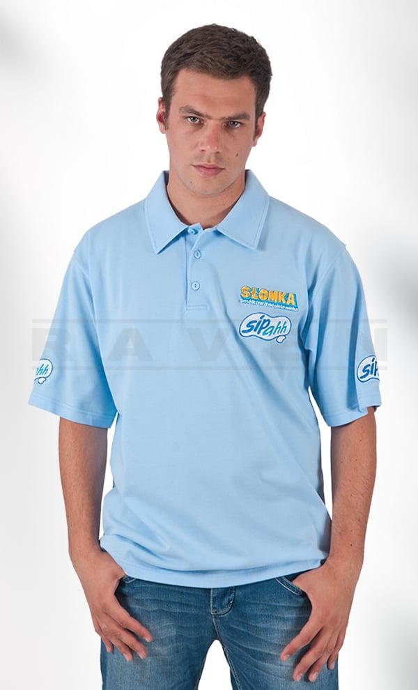 PL 003 Koszulka Polo Męska