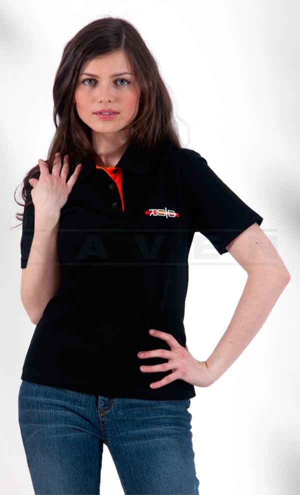 PL 023 Koszulka Polo Damska