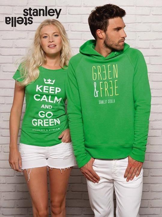 Ekologiczna marka Stanley & Stella, czyli dlaczego warto mądrze wybierać ubrania?
