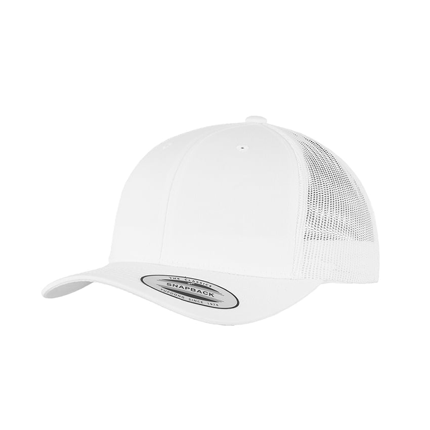 Czapka Trucker Retro
