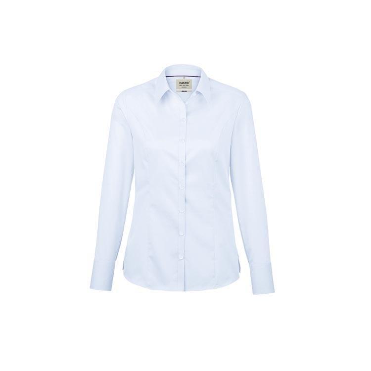 Bluzka biznesowa z długim rękawem 106