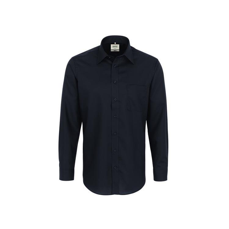 Dopasowana koszula biznesowa z długim rękawem 108