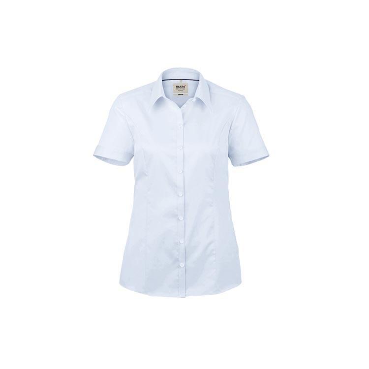 Bluzka biznesowa z krótkim rękawem 112