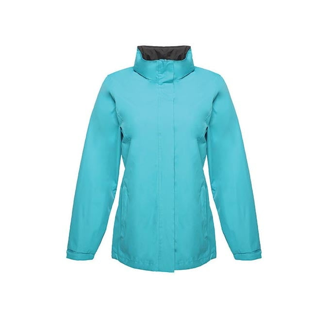 Kurtki - Women`s Ardmore Jacket -  TRW469 - Aqua - RAVEN - koszulki reklamowe z nadrukiem, odzież reklamowa i gastronomiczna