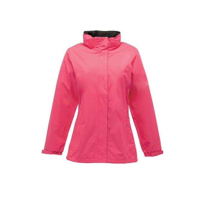 Kurtki - Women`s Ardmore Jacket -  TRW469 - Hot Pink - RAVEN - koszulki reklamowe z nadrukiem, odzież reklamowa i gastronomiczna