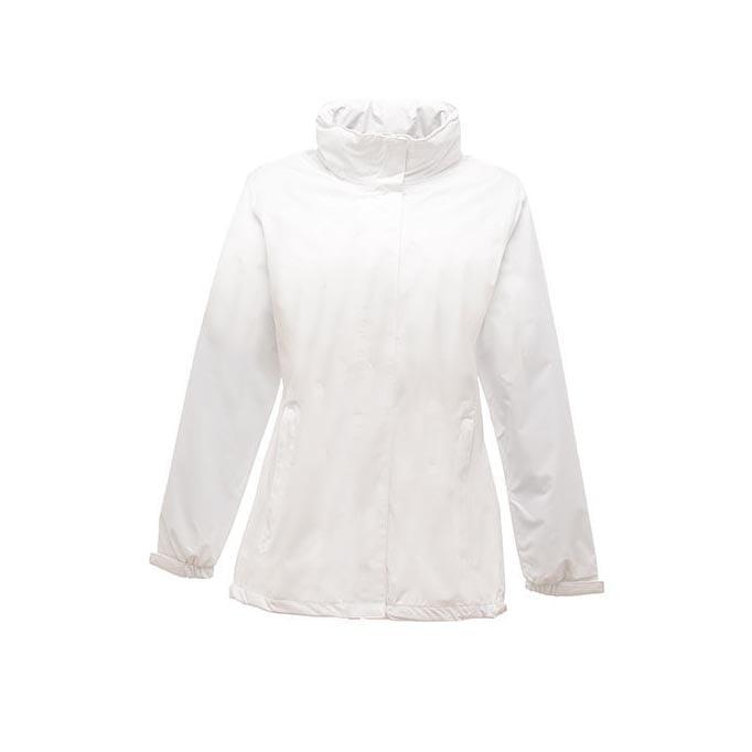 Kurtki - Women`s Ardmore Jacket -  TRW469 - White - RAVEN - koszulki reklamowe z nadrukiem, odzież reklamowa i gastronomiczna
