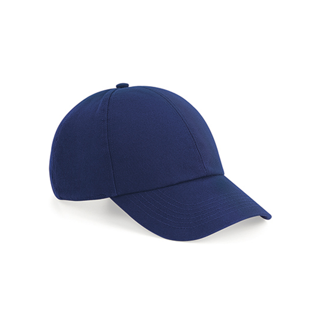 Organiczna czapka 6-panelowa