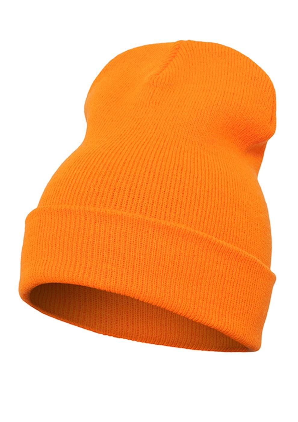 Cuffed Knit Beanie Cap