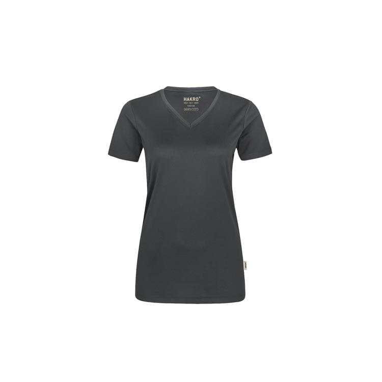Koszulka V-Shirt COOLMAX® 187