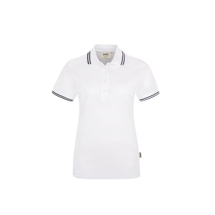 Damska koszulka polo Twin-Stripe 205