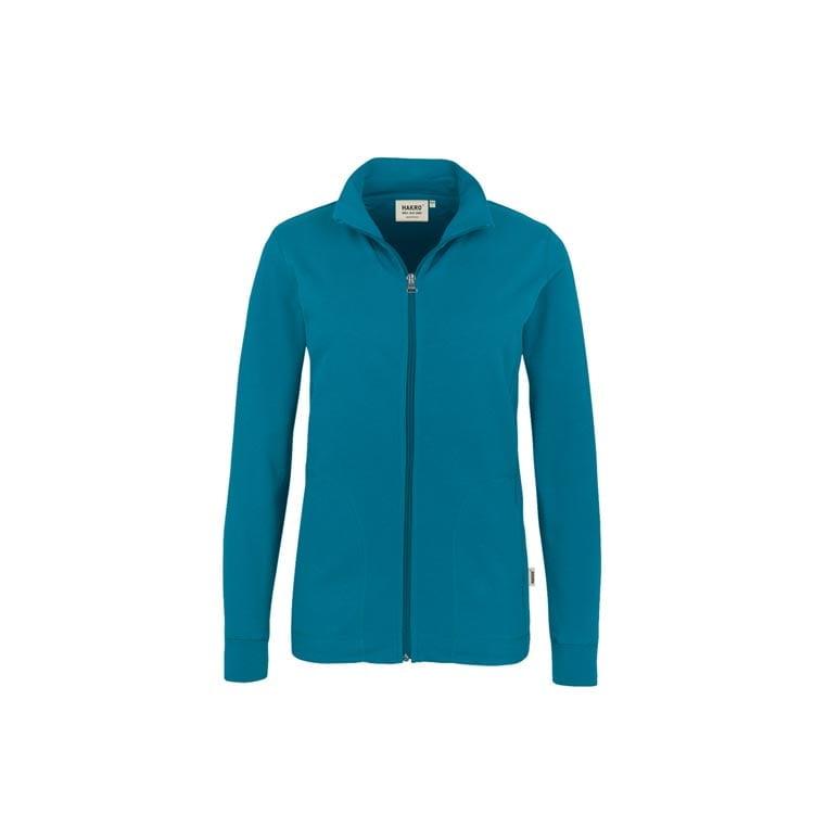 Damska bluza z interlocku 227