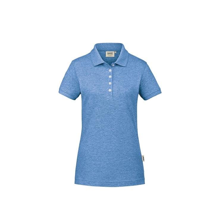Damska koszulka polo z bawełny organicznej GOTS 231