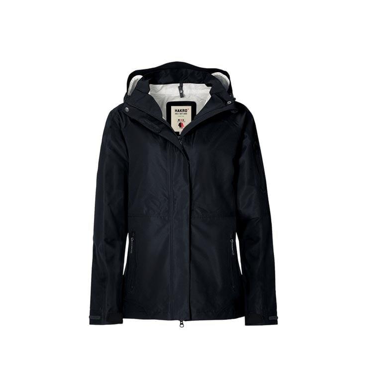 Kurtki - Damska kurtka funkcyjna Fernie 250 - Hakro 250 - Black - RAVEN - koszulki reklamowe z nadrukiem, odzież reklamowa i gastronomiczna