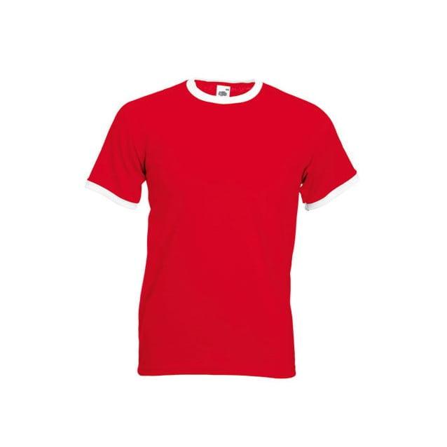 Męska koszulka Ringer Zoom