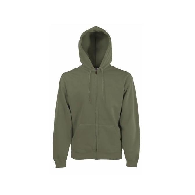 Bluza z zamkiem Premium Hooded