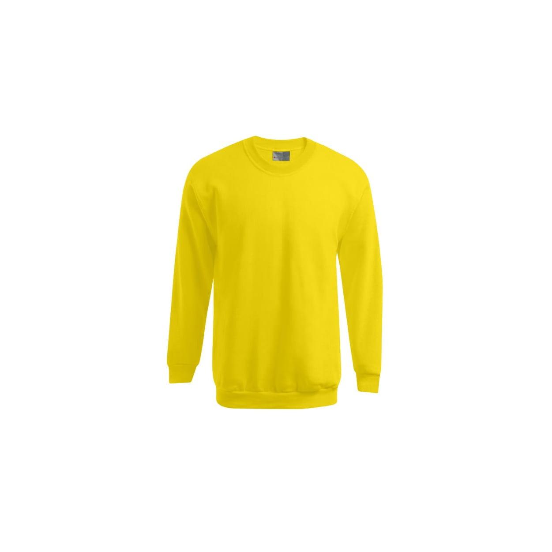 Bluzy - Męska bluza Crewneck 100 - Promodoro 5099 - Gold - RAVEN - koszulki reklamowe z nadrukiem, odzież reklamowa i gastronomiczna