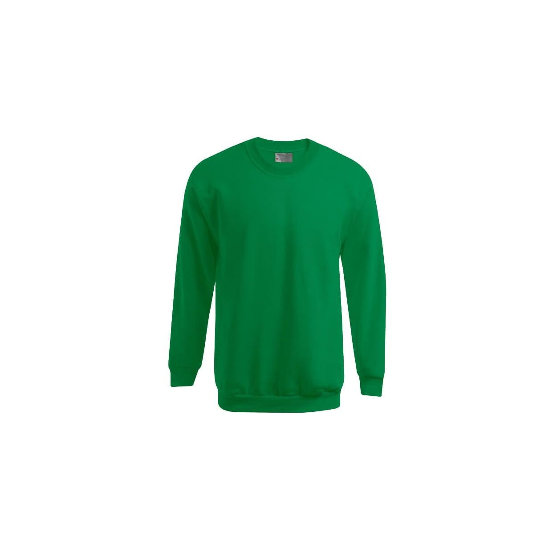 Bluzy - Męska bluza Crewneck 100 - Promodoro 5099 - Kelly Green  - RAVEN - koszulki reklamowe z nadrukiem, odzież reklamowa i gastronomiczna