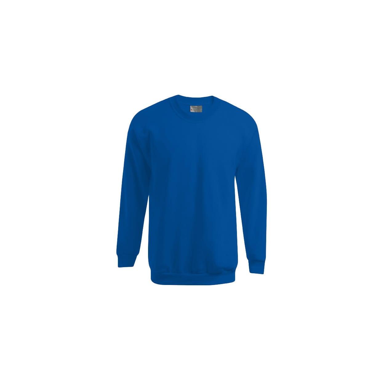 Bluzy - Męska bluza Crewneck 100 - Promodoro 5099 - Royal Blue - RAVEN - koszulki reklamowe z nadrukiem, odzież reklamowa i gastronomiczna