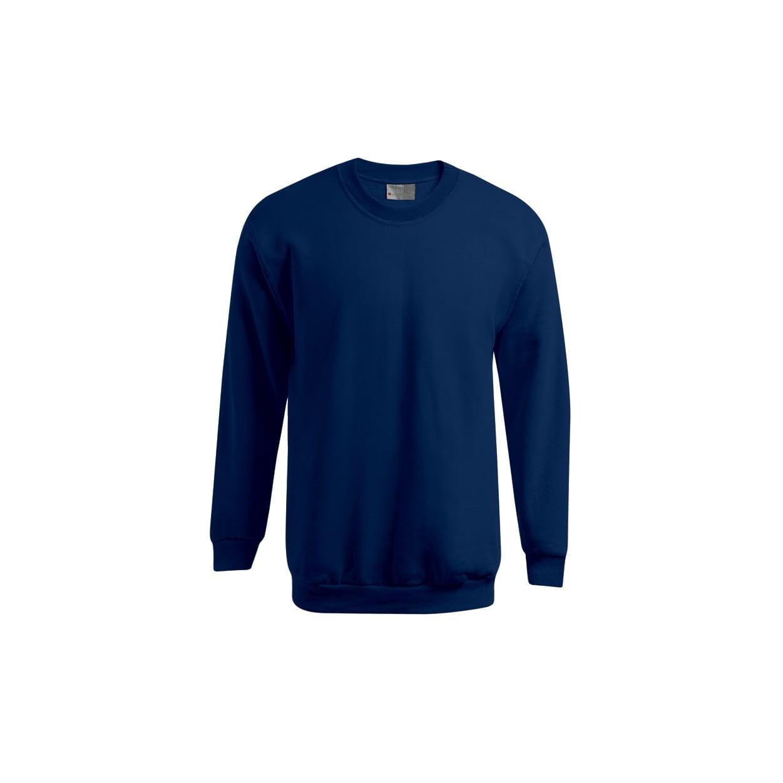 Bluzy - Męska bluza Crewneck 100 - Promodoro 5099 - Navy - RAVEN - koszulki reklamowe z nadrukiem, odzież reklamowa i gastronomiczna