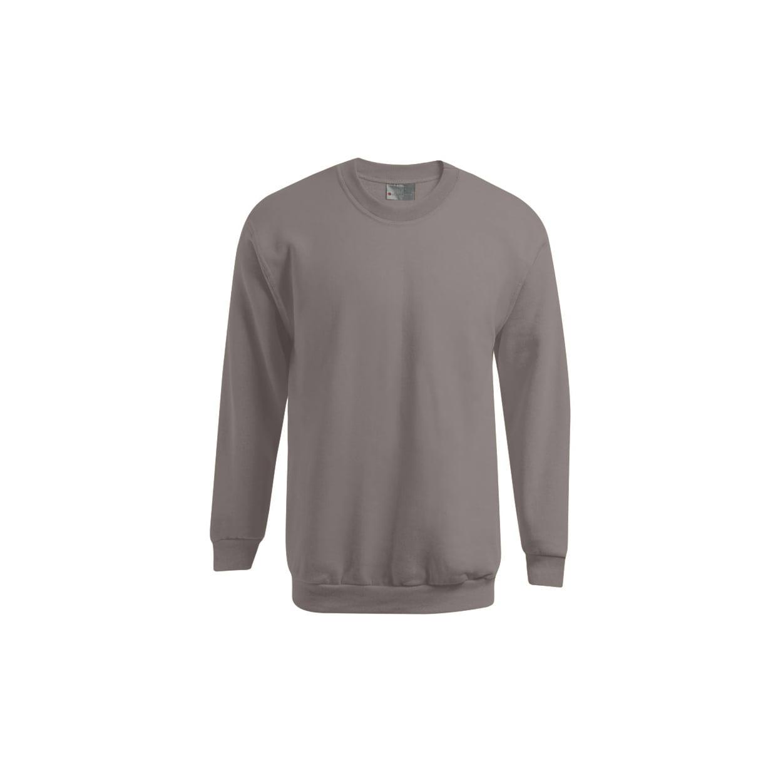 Bluzy - Męska bluza Crewneck 100 - Promodoro 5099 - Light Grey - RAVEN - koszulki reklamowe z nadrukiem, odzież reklamowa i gastronomiczna