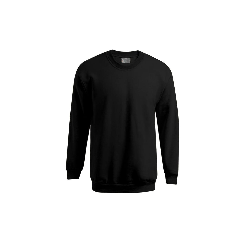 Bluzy - Męska bluza Crewneck 100 - Promodoro 5099 - Black - RAVEN - koszulki reklamowe z nadrukiem, odzież reklamowa i gastronomiczna