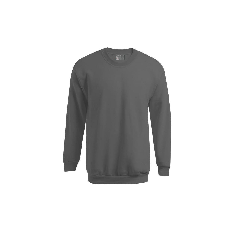 Bluzy - Męska bluza Crewneck 100 - Promodoro 5099 - Steel Grey (Solid)Graphite Grey - RAVEN - koszulki reklamowe z nadrukiem, odzież reklamowa i gastronomiczna