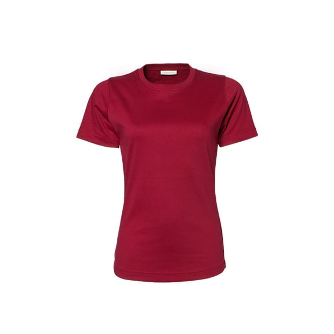 Damska koszulka Interlock Tee