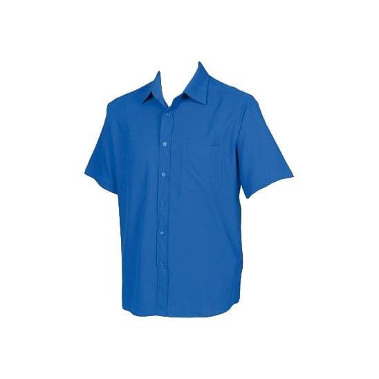 Męska koszula z poliestru Wicking