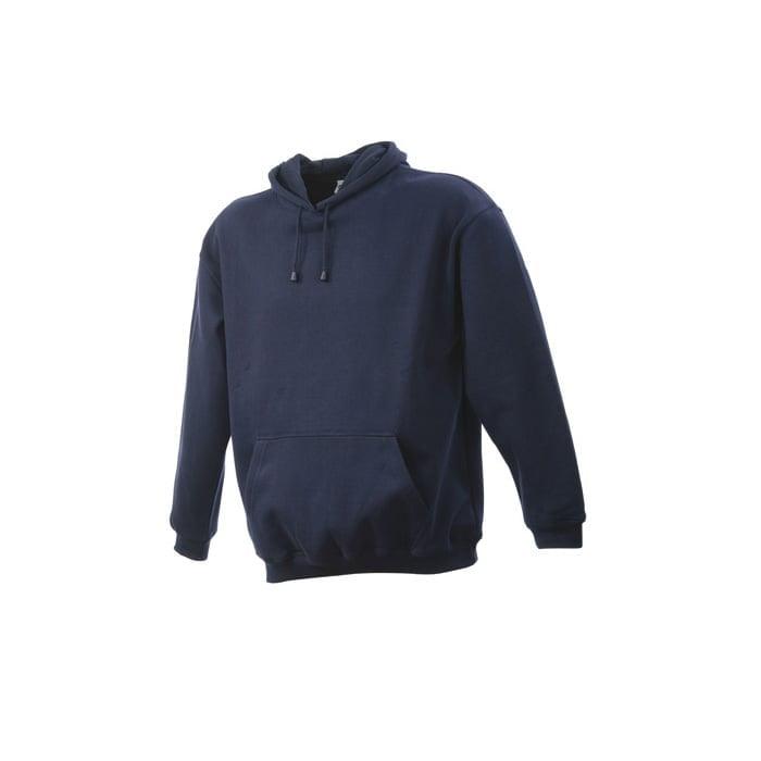 Bluzy - Męska bluza bez zamka Hooded Jacket - James & Nicholson JN047 - Navy - RAVEN - koszulki reklamowe z nadrukiem, odzież reklamowa i gastronomiczna
