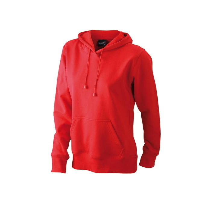 Damska bluza bez zamka Hooded Jacket