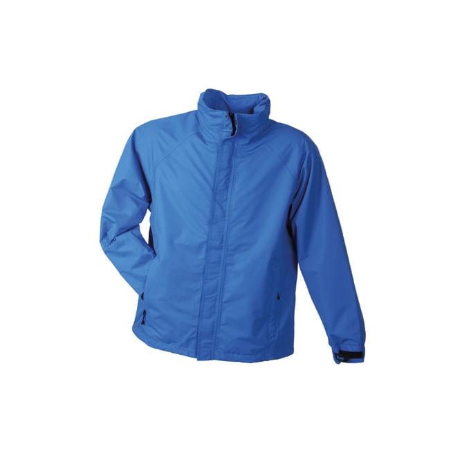 Kurtki - Men´s Outer Jacket - JN 1010 - Royal - RAVEN - koszulki reklamowe z nadrukiem, odzież reklamowa i gastronomiczna