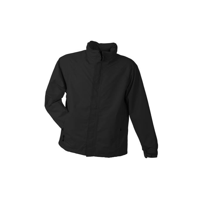 Kurtki - Men´s Outer Jacket - JN 1010 - Black - RAVEN - koszulki reklamowe z nadrukiem, odzież reklamowa i gastronomiczna