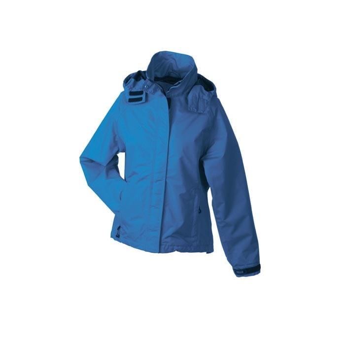 Kurtki - Ladies´ Outer Jacket - JN 1011 - Azure - RAVEN - koszulki reklamowe z nadrukiem, odzież reklamowa i gastronomiczna