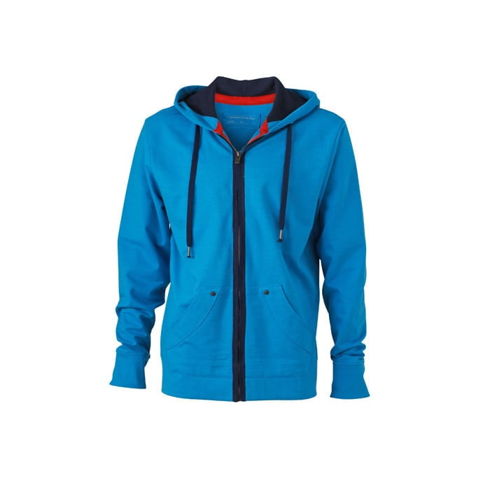 Męska bluza z kapturem Urban Hooded
