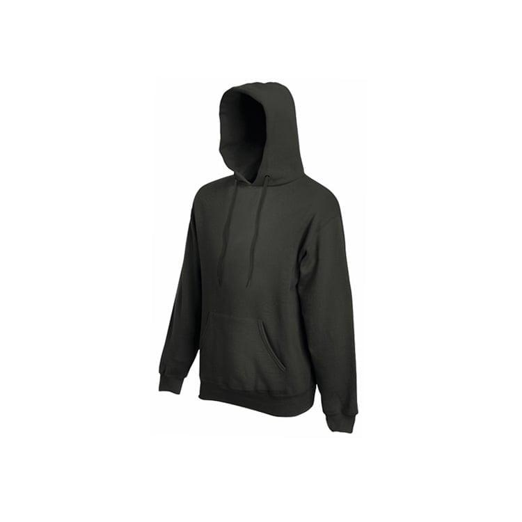 Bluzy - Bluza Premium Hooded - Fruit of the Loom 62-152-0 - Charcoal - RAVEN - koszulki reklamowe z nadrukiem, odzież reklamowa i gastronomiczna