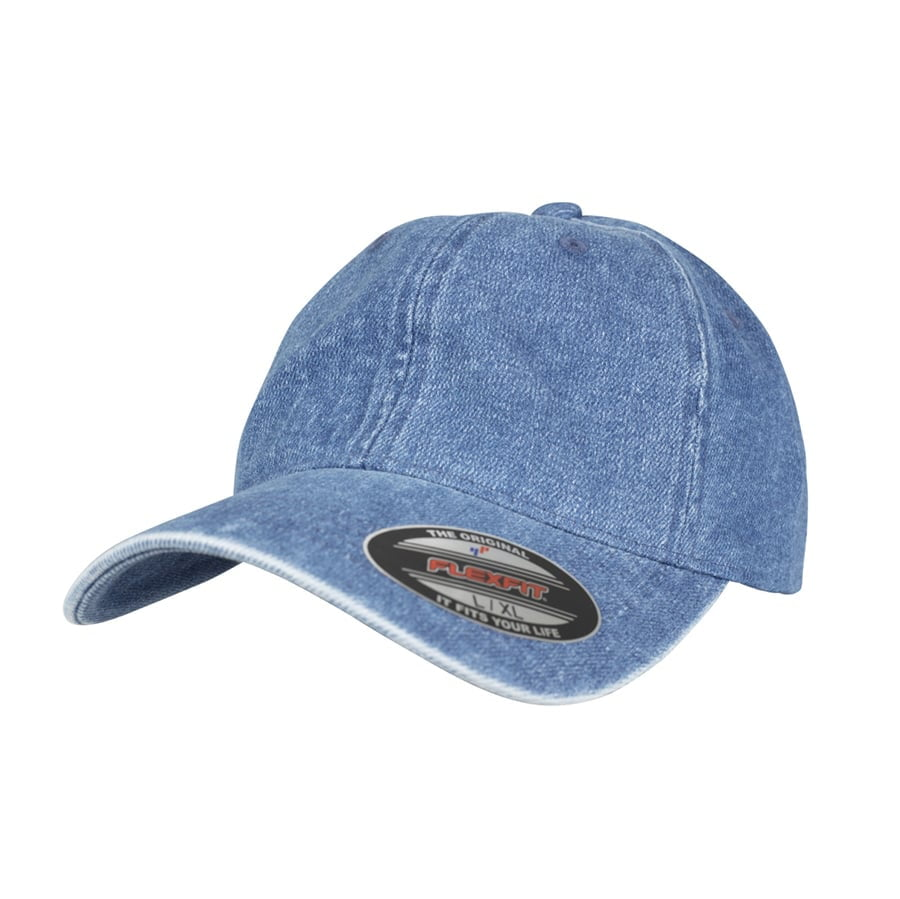 Niskoprofilowa jeansowa czapka Dad Hat