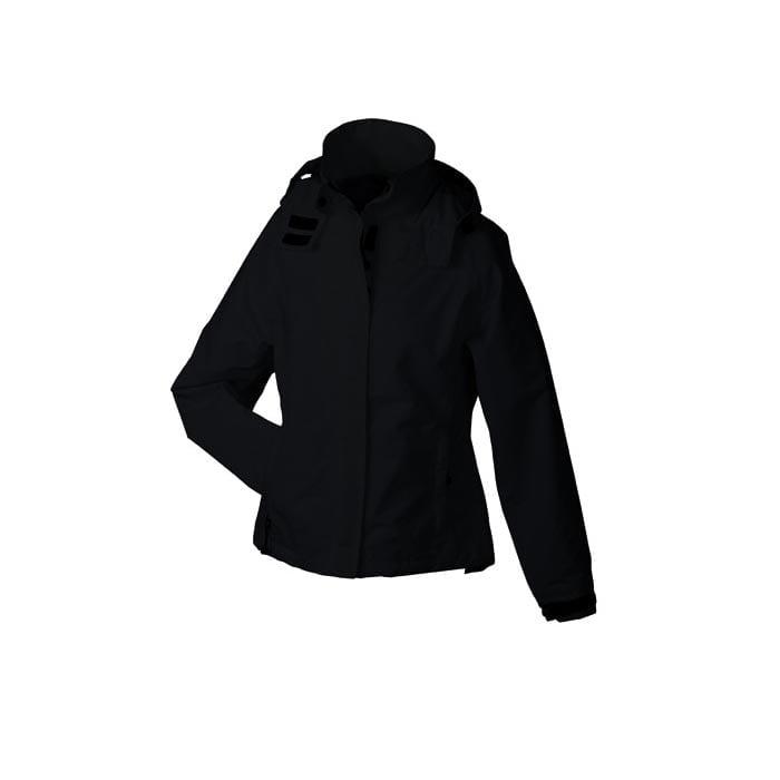 Kurtki - Ladies´ Outer Jacket - JN 1011 - Black - RAVEN - koszulki reklamowe z nadrukiem, odzież reklamowa i gastronomiczna