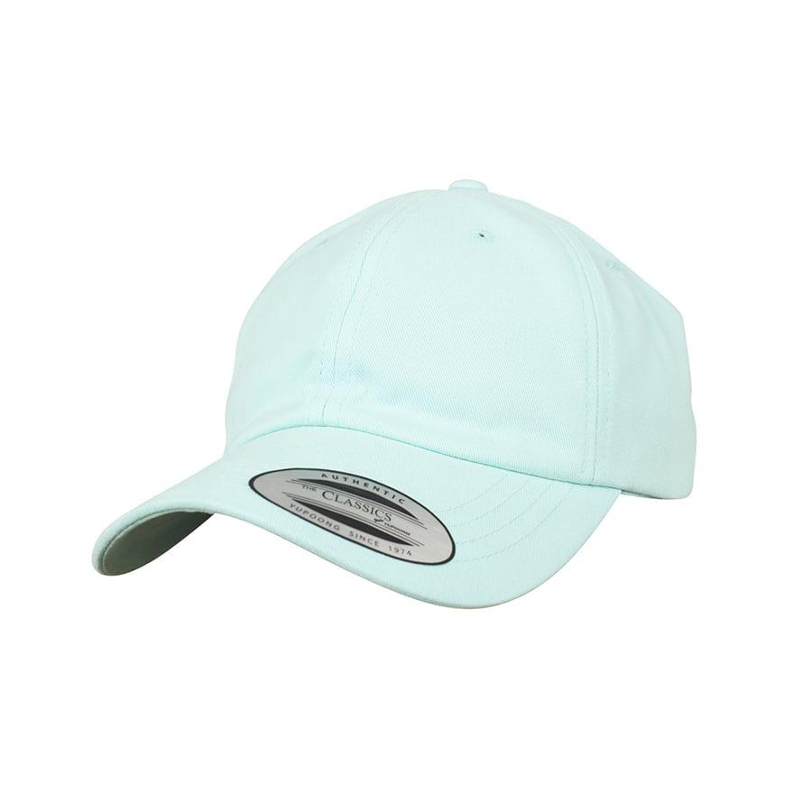 Delikatna czapka bawełniana Dad Hat