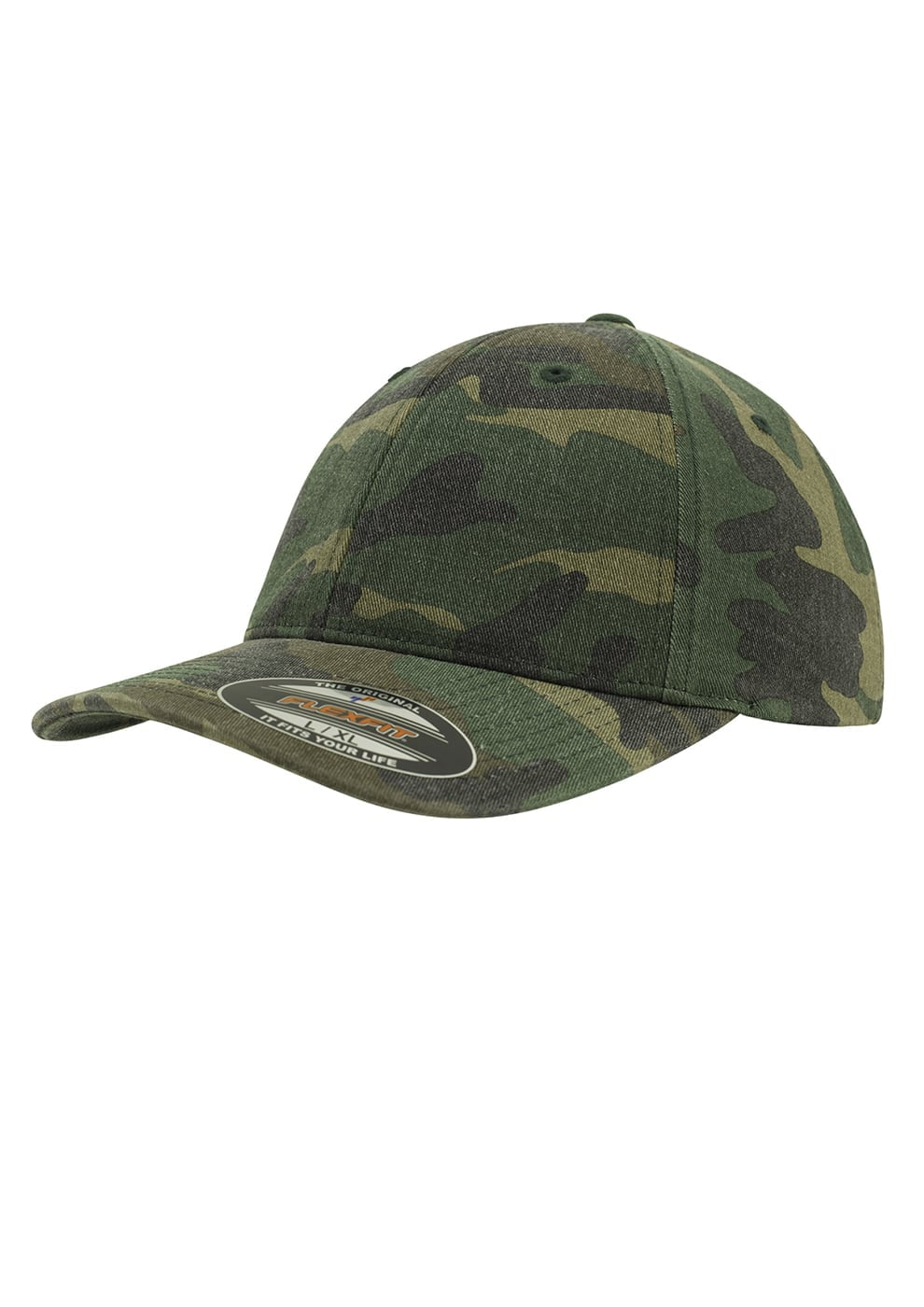 Garmet Washed Camo Cap