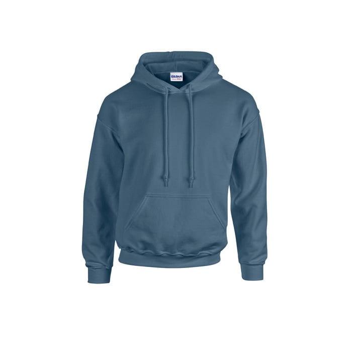 Bluzy - Bluza z kapturem Heavy Blend™ - Gildan 18500 - Indigo - RAVEN - koszulki reklamowe z nadrukiem, odzież reklamowa i gastronomiczna