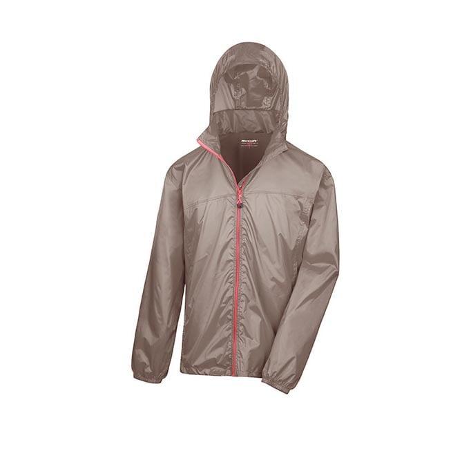 Kurtki - Urban HDi Quest Lightweight Stowable Jacket - R189X - Fennel  - RAVEN - koszulki reklamowe z nadrukiem, odzież reklamowa i gastronomiczna