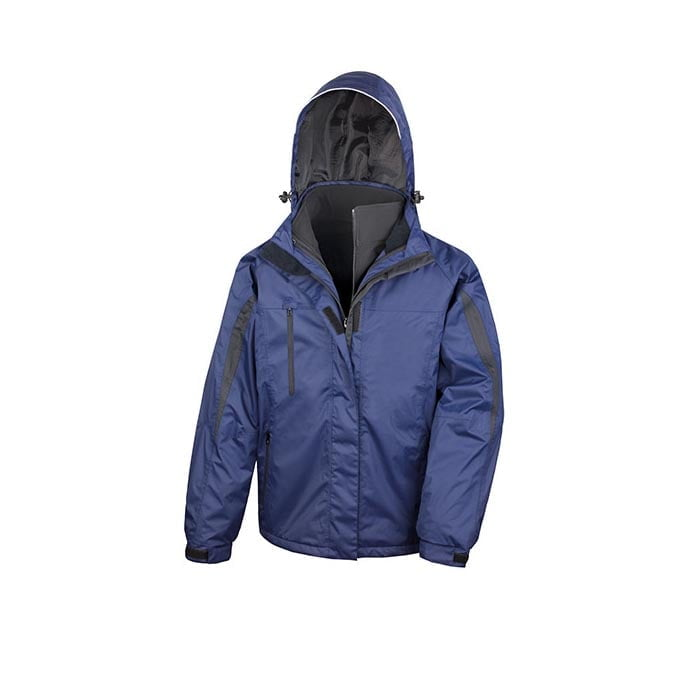 Men`s 3 in 1 Softshell Journey Jacket