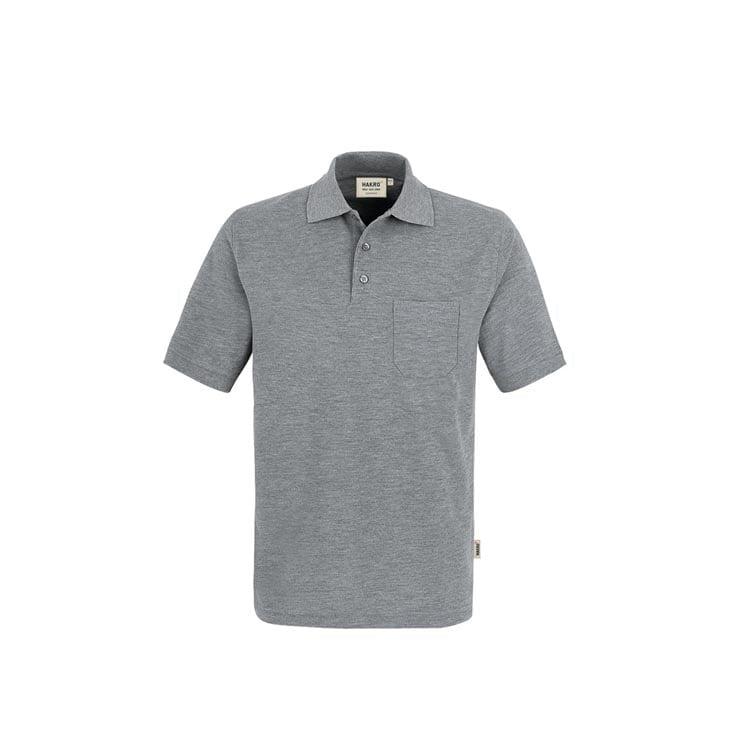 Męska koszulka polo Top z kieszonką 802
