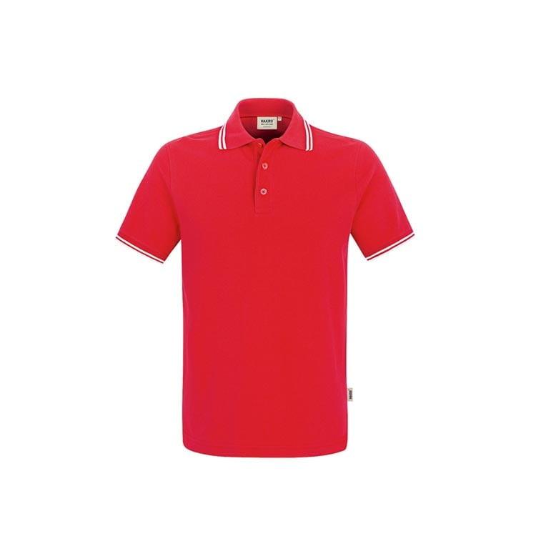 Twin-Stripe Polo Shirt 805